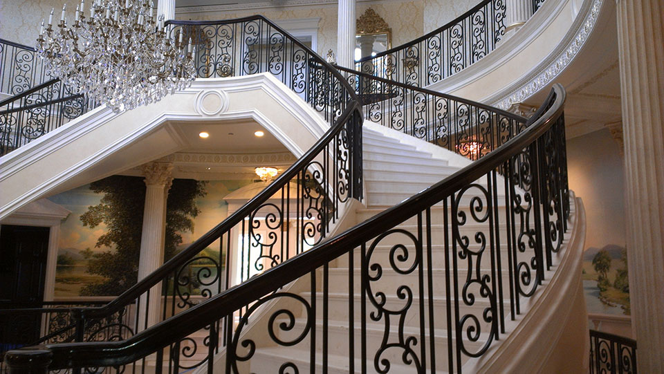 Incroyable Artistic Stairs
