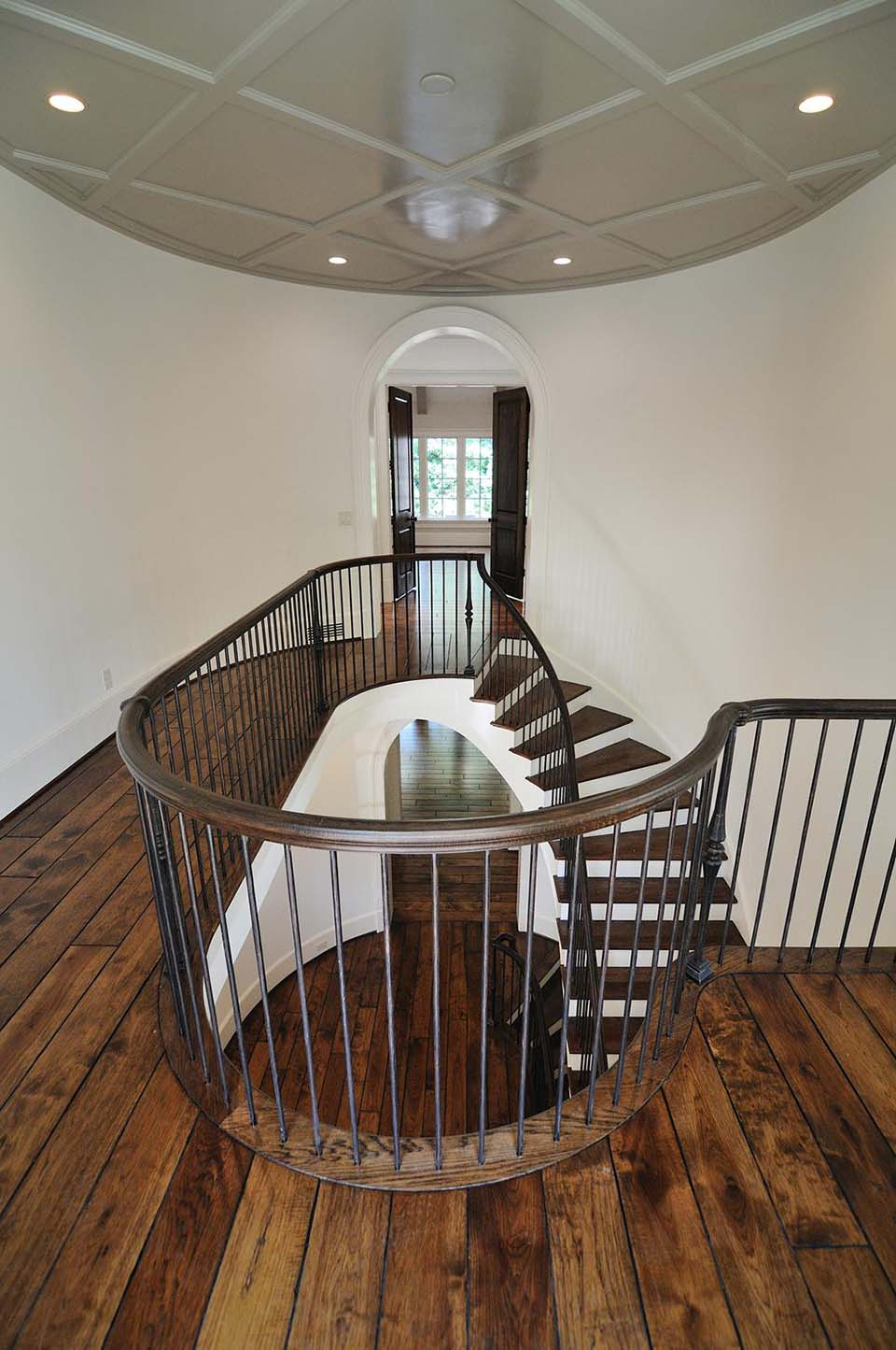 Curved Stairs Design Amp Construction Artistic Stairs