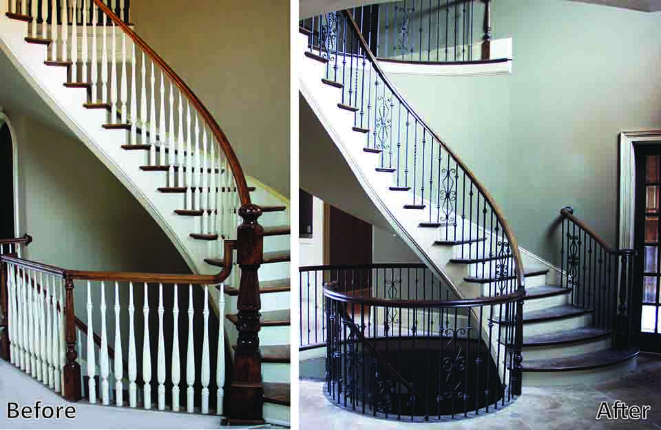 Staircase Renovation Artistic Stairs Canada