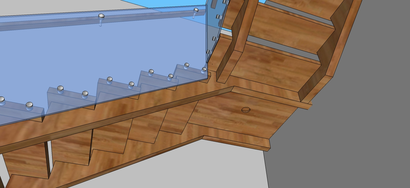 Artisitc Stairs - 3D Stairs 3