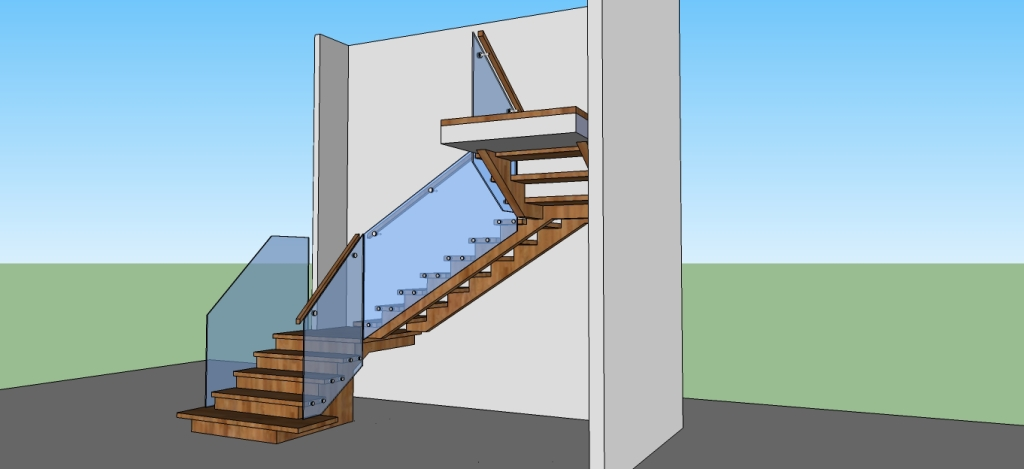 3D Stairs by Artistic Stairs Consultant
