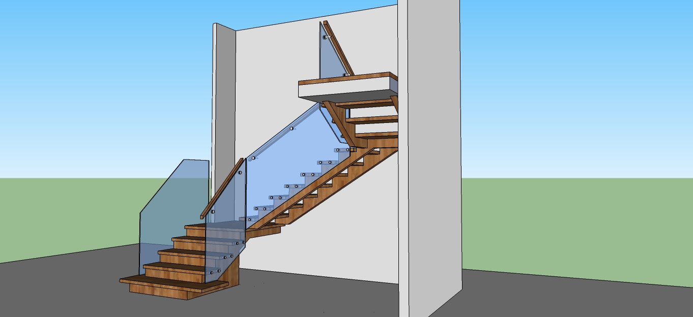 Artistic Stairs - 3D Stairs 2