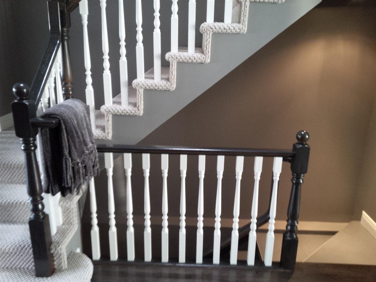 Artistic Stairs - Old Rail (Custom)