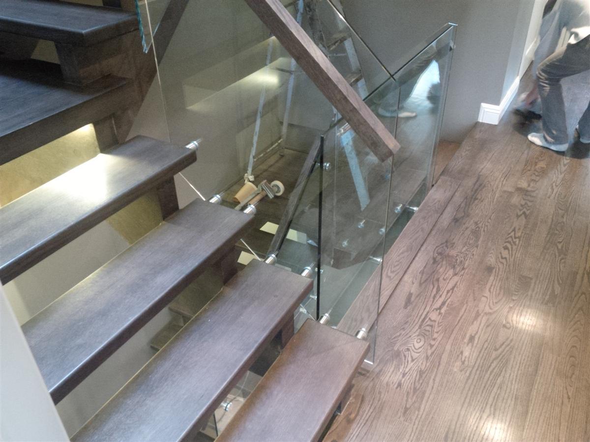 Artistic Stairs - Open Riser (Custom)
