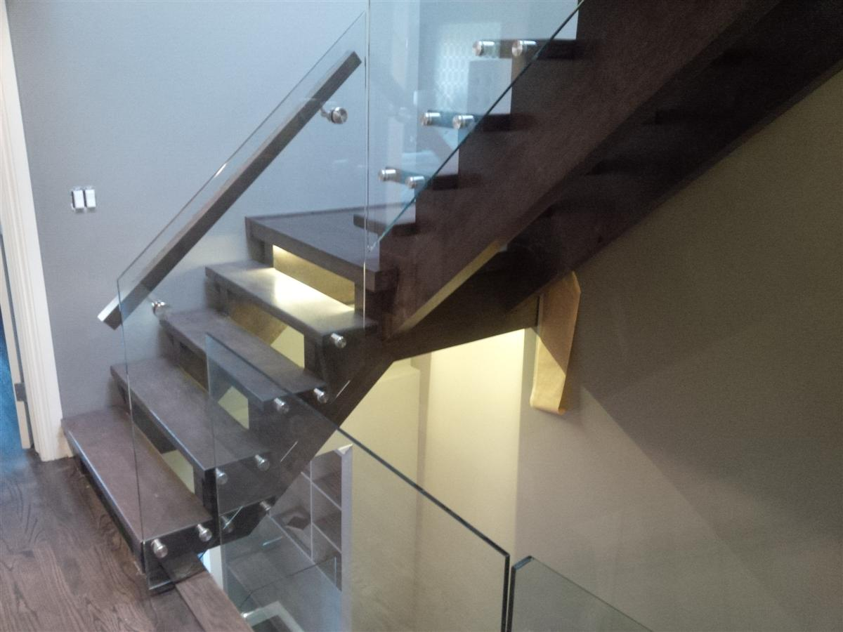 Artistic Stairs - Self Supporting Stair 2 (Custom)