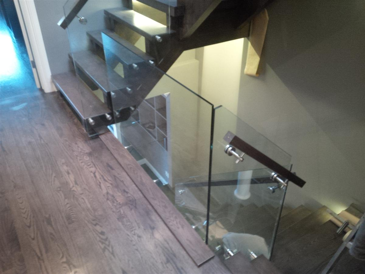 Artistic Stairs - Self Supporting Stair (Custom)