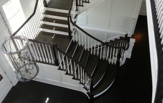 custom built stairs