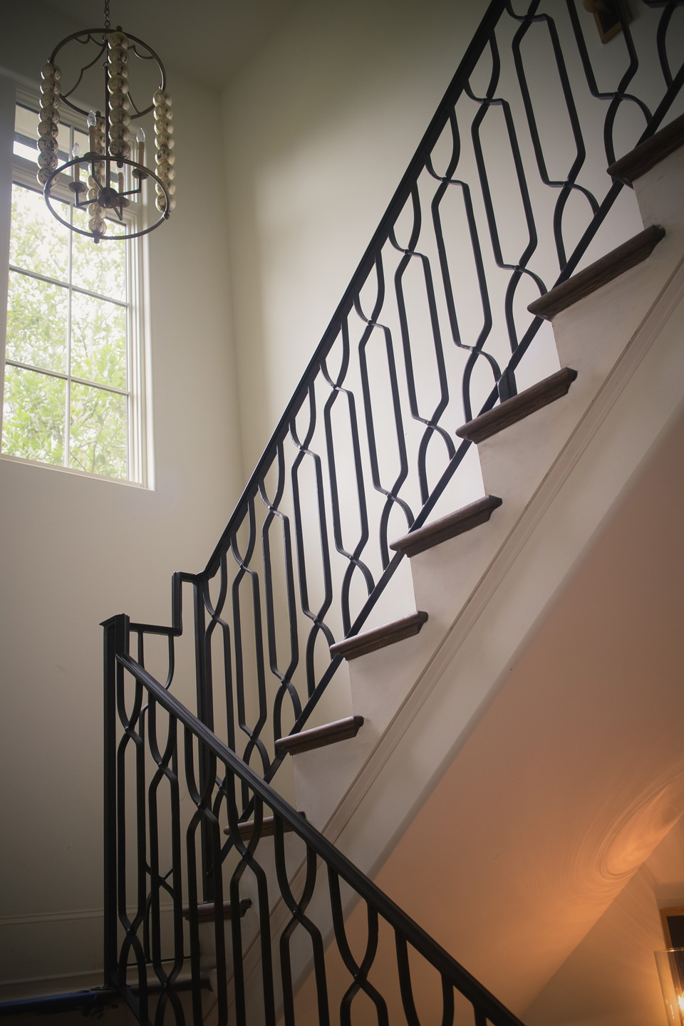 wrought iron interior stair railings wrought iron stair railings custom stairs 11843