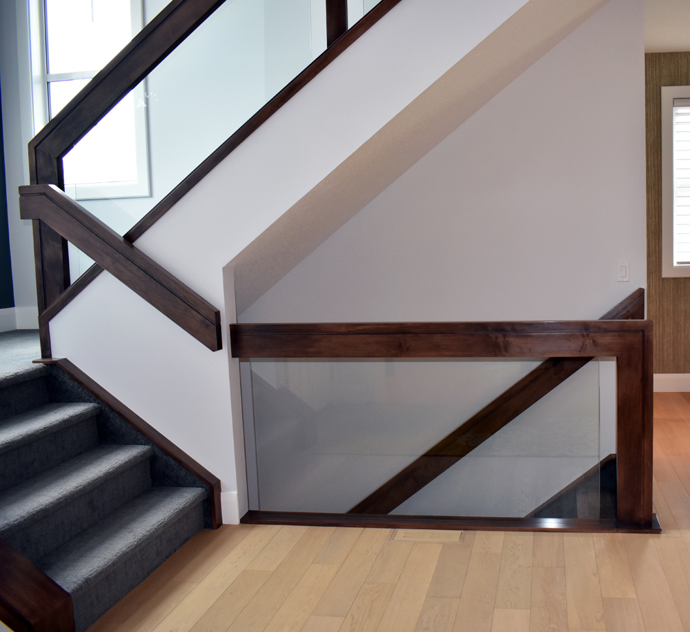 Glass Lift Amp Drop Panels With High Profile Extant Rail