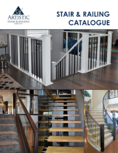 Artistic Stairs Ltd. - 2018 Stair and Railing Catalogue