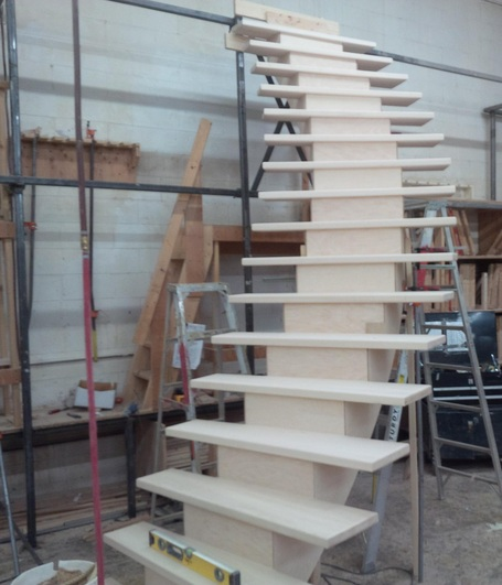 Artistic Stairs Canada: Don't Let The Name Fool You
